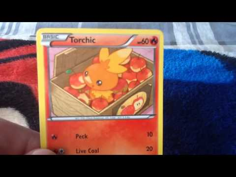 how to get torchic pokemon x