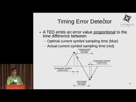 GRCon17 - Symbol Clock Recovery and Improved Symbol Synchronization Blocks - Andy Walls