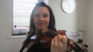 Video HOW TO: Hold The Violin - Re-cap, check your bad habits... download MP3, 3GP, MP4, WEBM, AVI, FLV Desember 2017