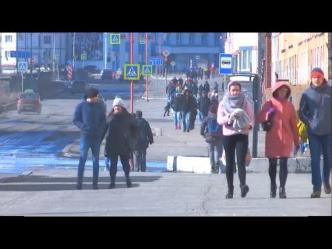 """ТРК Северный город. Норильск. Norilsk. Новости. Коронавирус. 21 мая 2020 г (четверг) + """"Сопромат"""""""