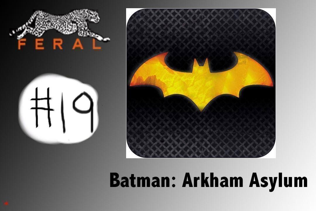 Batman Arkham Asylum Gameplay By Joey Part 19 Scarecrow Again
