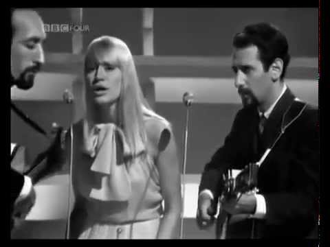 """The First Time I Saw Your Face"" Peter Paul and Mary"