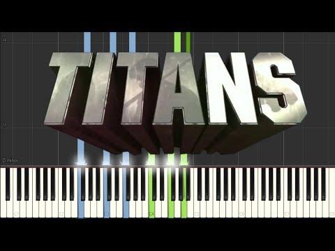 Titans Theme [Synthesia