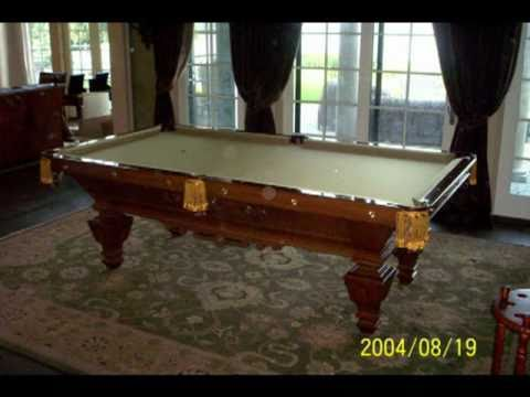 Thomas Grimaldi Billiards - Antiques