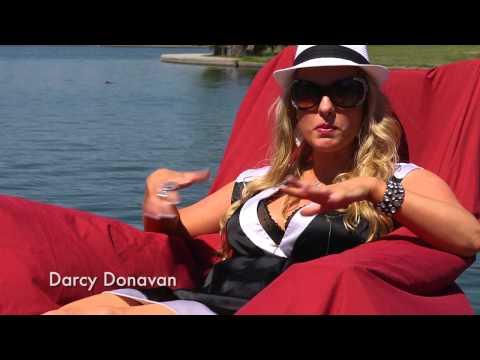 Darcy Donavan on The Mechanic
