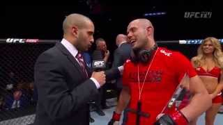TUF Nations Finale: Chad Laprise Octagon Interview