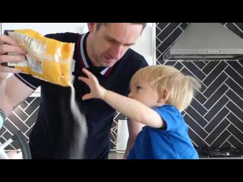 Father's day biscuit recipe AD