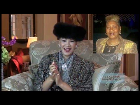 Sabrina Talks With Jarvis of Tiburon Ca. Haute Couture Designer