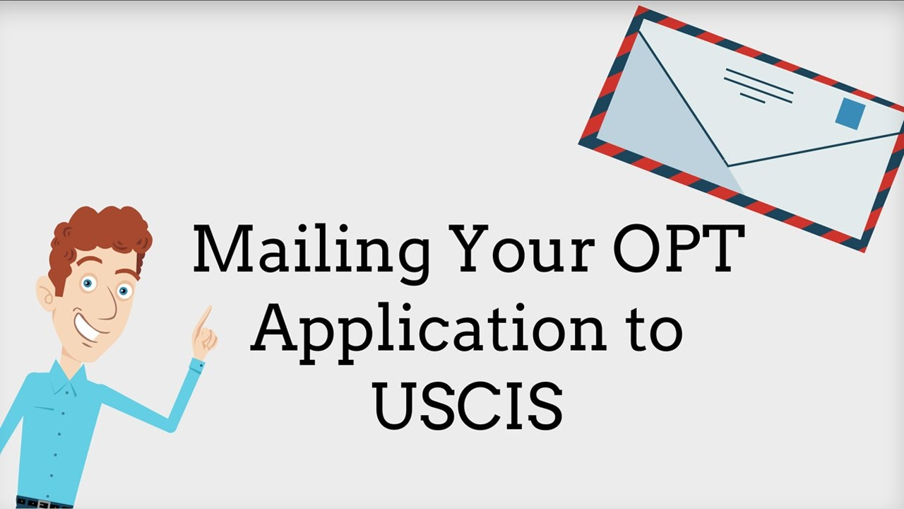 Updated opt mailing your application to uscis 49 youtube updated opt mailing your application to uscis 49 falaconquin