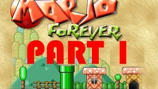 Mario Forever Remake PC Full Walkthrough - Part 1 [HD]
