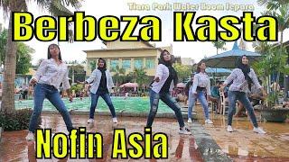 Download lagu Berbeza Kasta Remix Nofin Asia l Senam Kreasi Zumba l Senam zivvara