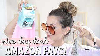 AMAZON FAVORITES + PRIME DAY 2019 DEALS!! | HOME , FASHION + BEAUTY