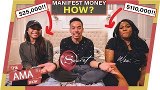This is How They Both Manifested Over $25,000 Using Law of Attraction | True Story [Must Watch!]