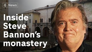Inside Steve Bannon's populist academy in Italy thumbnail