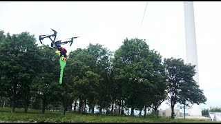Een spectaculaire openingsact met drone - Drone Opening - Drone Opkomst - Drone Addicts