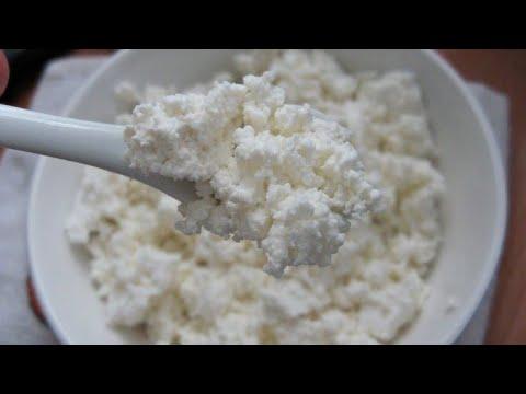 Как правильно разморозить творог из морозилки