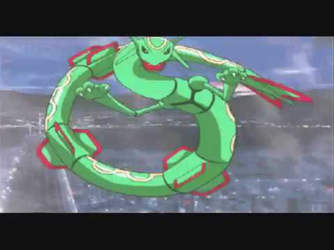 Darkrai Vs Deoxys Vs Lugia Vs Mewtwo Vs Rayquaza | FunnyCat.TV