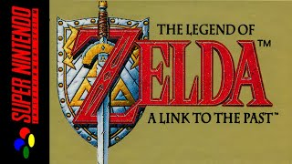 """[LONGPLAY] SNES - The Legend of Zelda - A Link to The Past """"100%"""" (HD, 60FPS)"""