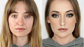 Client Makeup || Soft & Pretty Full Coverage Tutorial || MAKEUP BY ANNALEE