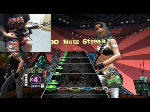 Guitar Hero 3 PC Custom - Metal Militia 100% FC