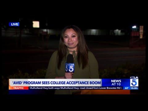 San Clemente High School's unique AVID program builds 100% college acceptance