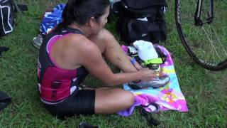 Video How to Smoothly Transition from Swim to Bike in a Triathlon download MP3, 3GP, MP4, WEBM, AVI, FLV Juni 2018
