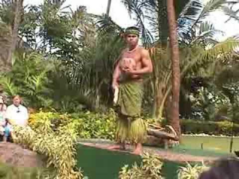 Polynesian Cultural Center - Samoa