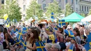 Svenskarna och nationaldagen | Hörförståelse | Studera svenska | Swedish2go