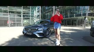 Mercedes E43 AMG в тюнинге от Lorinser: обзор и тест-драйв от Елены Добровольской