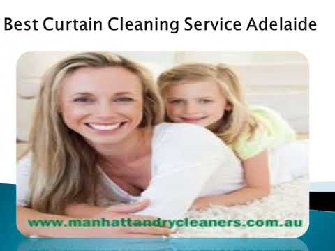 curtains dry cleaning Adelaide