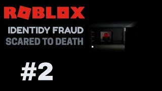 ROBLOX Identity Fraud #2: SCARED TO DEATH! [Stan Hates Me] (Ft.Gladiator)