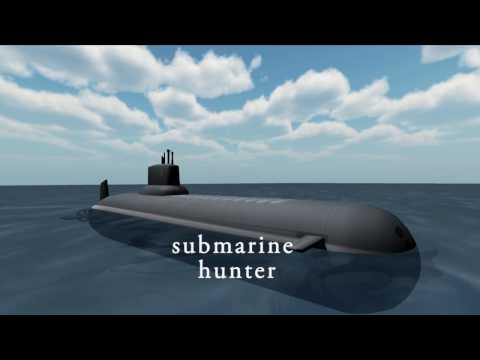 submarine hunter depth charge hack