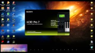 How to Install Sony Acid Pro 7.0 Part 2