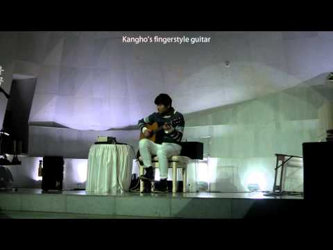 (Michael Jackson)Love Never Felt So Good- Kangho Lee (arr by 안중재)