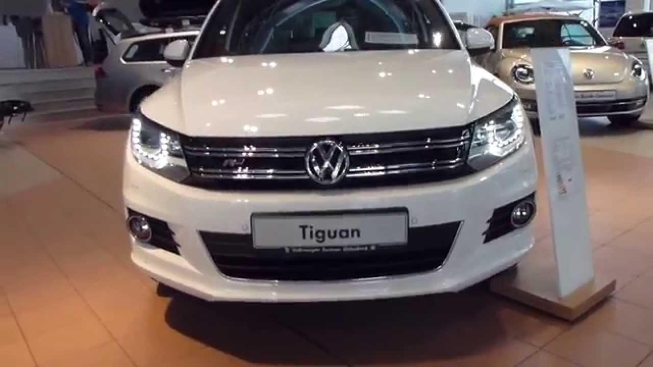 2015 vw tiguan sport style 2 0 tdi 140 hp exterior. Black Bedroom Furniture Sets. Home Design Ideas
