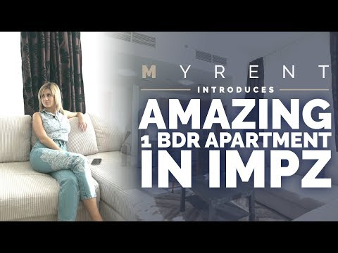 Amazing 1 BDR apartment in IMPZ, Lakeside Tower, Dubai / MyRent.ae review