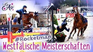Lia & Alfi - Westfälische Meisterschaften mit Rocky - FMA
