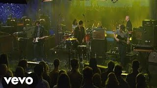 The Temper Trap - Drum Song (Live on Letterman)