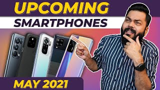 Top 10+ Best Upcoming Mobile Phone Launches ⚡ May 2021