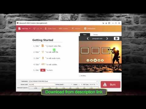Aiseesoft DVD Creator  5.2.30