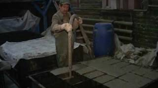 Производство пенобетона (видео)(Оборудование для производства пенобетона на видео. Процесс производства пенобетона от поставщика строите..., 2010-05-19T11:30:33.000Z)