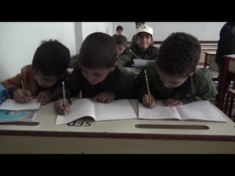 Strike in rebel-held Yemen grinds education to a halt