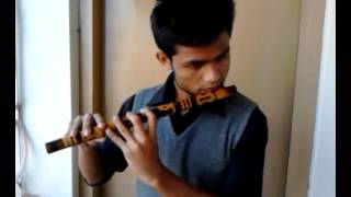 titanic theme song tutorial on flute played by Mamun