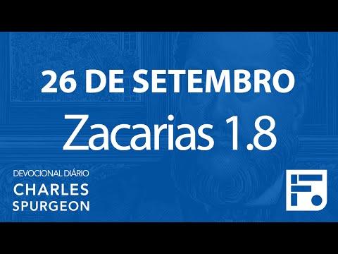 26 de setembro – Devocional Diário CHARLES SPURGEON #270