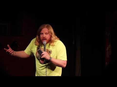 Comedian Invites Hecklers