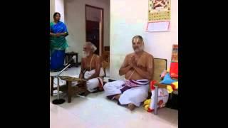 Sri Vaduvur Veeraraghavachar Felicitation on Mannargudi Swami Thirunakshatram