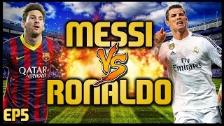 MESSI VS RONALDO #5 - FIFA 15 ULTIMATE TEAM