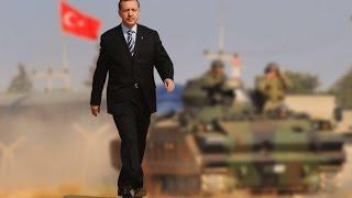 أردوغان يعلن..قواتنا في سوريا هدفها