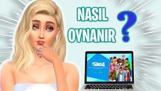SİMS 4 NASIL OYNANIR ? CAS, MESLEKLER, EV YAPIMI, OYNANIŞ - Sims 4 Türkçe