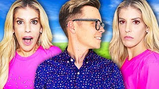 Download Identical TWINS Switch Places for 24 HOURS! Should I TRUST My Husband & Best Friend?  Rebecca Zamolo Mp3 and Videos